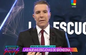 """Alejandro Fantino: """"Estudiantes de San Luis tuvo 41 penales en 42 partidos"""""""