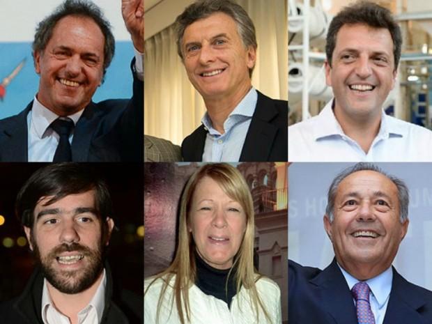 candidatos presidente