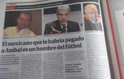 Nota impresa diario Clarín