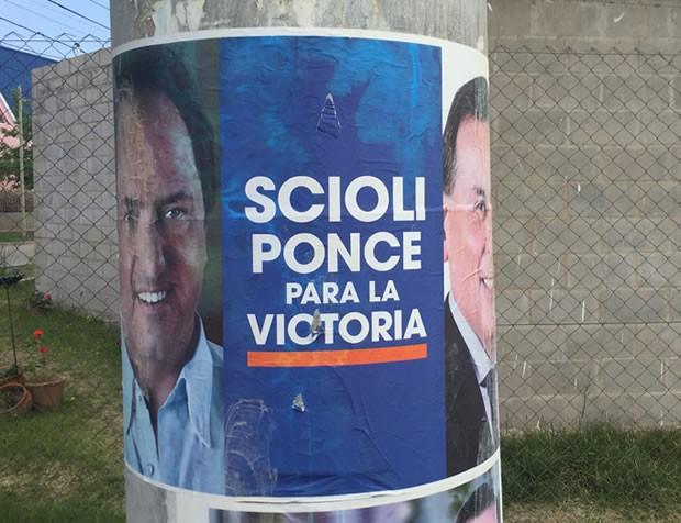 Con Scioli antes de la elección, ahora Ponce buscar separarse
