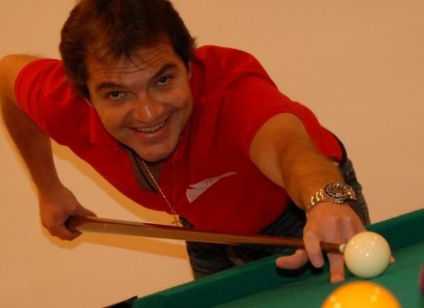 Carlos Ahumada Kurtz presidente del Estudiantes de San Luis