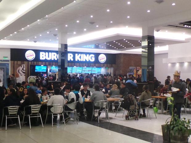 Burger King en San Luis