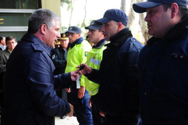 3portada entrega de llave de movil policial
