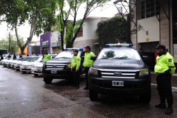 8a moviles policiales