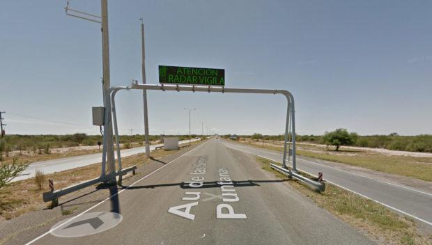 Carteleria en la Autopista de San Luis
