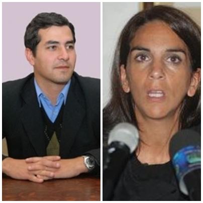 Sebastían Lavandeira y Natalia Zabala Chacur, los elegidos por Alberto II
