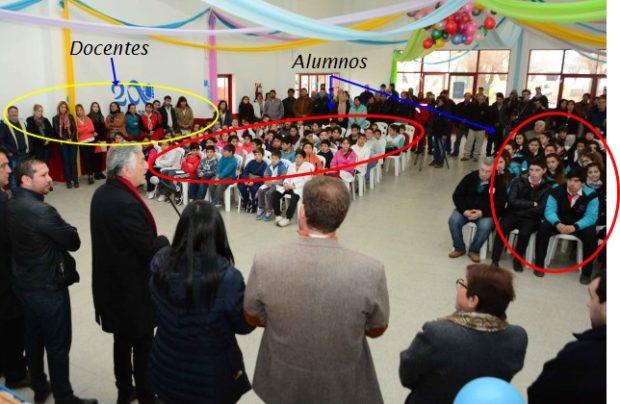Arizona. Alberto anuncia obras municipales y un hospital.