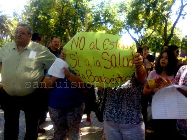 Piden más compromiso para defender la Salud Pública - Foto: www.sanluisnoticia.com.ar