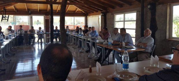 Dirigentes de distintos puntos de la provincia debatieron sobre el futuro del Pro en San Luis.