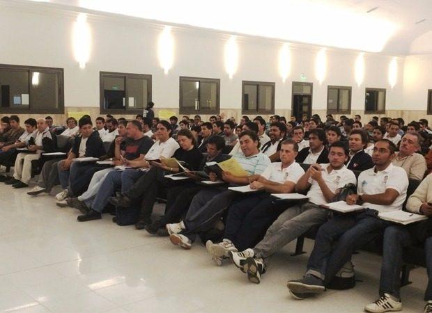Durante la gestión de Poggi se creó la Universidad, fueron miles de sanluiseños los que se sumaron.