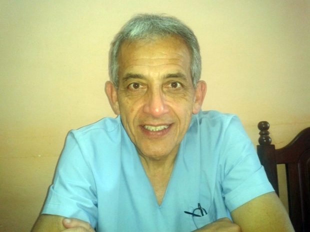 El Dr. Fernando Echazú dejó su cargo en el Hospital de Buena Esperanza.
